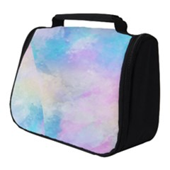 Abstract Watercolor Full Print Travel Pouch (small) by AnjaniArt
