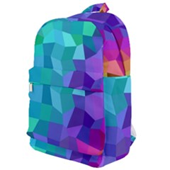 Colorful Multicolored Rainbow Classic Backpack by AnjaniArt