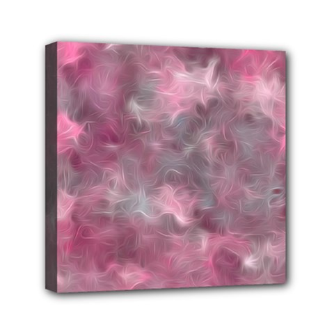 Background Abstract Mini Canvas 6  X 6  (stretched)