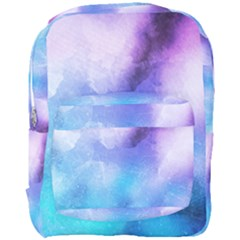 Background Abstract Watercolor Full Print Backpack by Jojostore