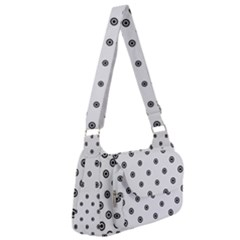 Circle Dot Pattern Dotted Post Office Delivery Bag by Jojostore