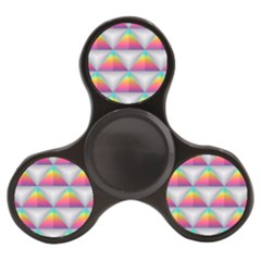 Colorful Triangle Finger Spinner by AnjaniArt