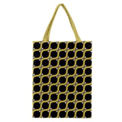 Between Circles Classic Tote Bag by TimelessFashion
