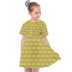Brick Wall  Kids  Sailor Dress by TimelessFashion