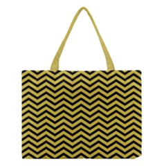 Chevron Effect Medium Tote Bag