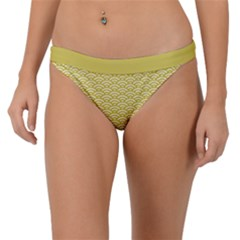 Circly Waves Band Bikini Bottom by TimelessFashion