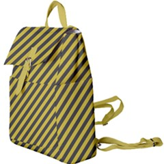 Diagonal Stripes    Buckle Everyday Backpack by TimelessFashion