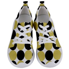 Dots Effect  Women s Lightweight Sports Shoes