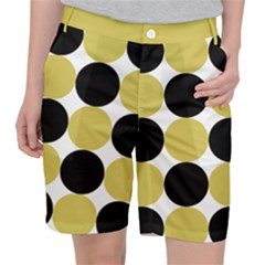 Dots Effect  Pocket Shorts by TimelessFashion