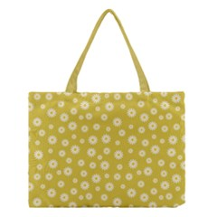 Field Of Daisies  Medium Tote Bag
