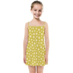 Field Of Daisies  Kids  Summer Sun Dress by TimelessFashion