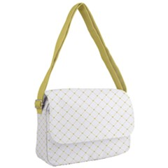 Heart Lines  Courier Bag