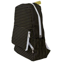 Hexagon Effect  Travelers  Backpack by TimelessFashion