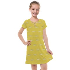 Its Fishy  Kids  Cross Web Dress by TimelessFashion