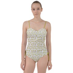Just Leaves  Sweetheart Tankini Set by TimelessFashion