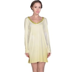 Marble  Long Sleeve Nightdress by TimelessFashion