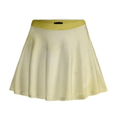 Marble  Mini Flare Skirt by TimelessFashion