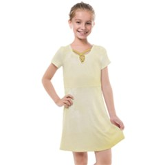 Marble  Kids  Cross Web Dress by TimelessFashion
