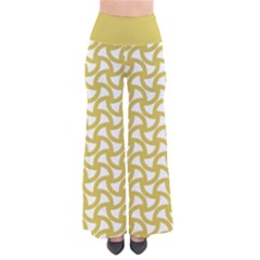 Odd Shaped Grid  So Vintage Palazzo Pants by TimelessFashion