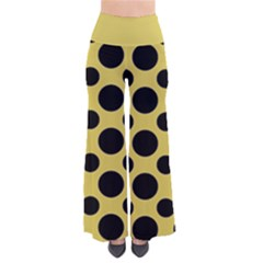 Polka Dots Large  So Vintage Palazzo Pants by TimelessFashion