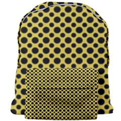 Polka Dots Small  Giant Full Print Backpack by TimelessFashion