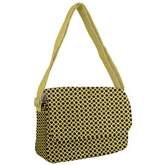 Polka Dots Small  Courier Bag