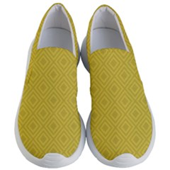 Simple Squares  Women s Lightweight Slip Ons by TimelessFashion