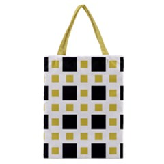 Squares On A Mission  Classic Tote Bag
