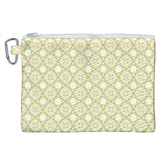 The Web  Canvas Cosmetic Bag (xl) by TimelessFashion