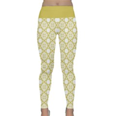 The Web  Lightweight Velour Classic Yoga Leggings