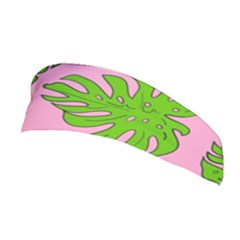 Leaves Tropical Plant Green Garden Stretchable Headband