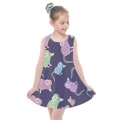 Animals Mouse Kids  Summer Dress by Mariart