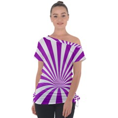 Background Whirl Wallpaper Tie Up Tee by Mariart