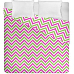 Abstract Chevron Duvet Cover Double Side (king Size) by Mariart