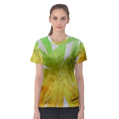 Abstract Background Tremble Render Women s Sport Mesh Tee by Mariart