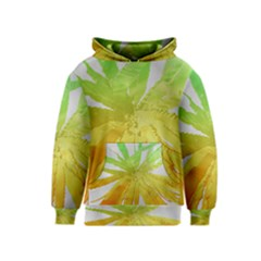 Abstract Background Tremble Render Kids  Pullover Hoodie