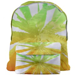 Abstract Background Tremble Render Giant Full Print Backpack
