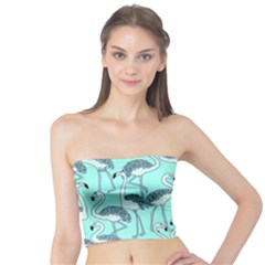 Bird Flemish Picture Tube Top by Mariart