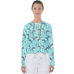 Bird Flemish Picture Women s Slouchy Sweat