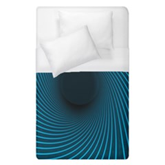 Background Spiral Abstract Duvet Cover (single Size) by Jojostore