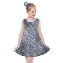 Background Texture Grunge Kids  Summer Dress by Jojostore