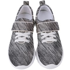 Background Texture Grunge Women s Velcro Strap Shoes