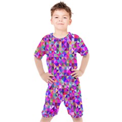 Floor Colorful Colorful Triangle Kid s Set by Jojostore