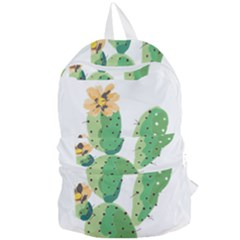 Cactaceae Thorns Spines Prickles Foldable Lightweight Backpack by Mariart