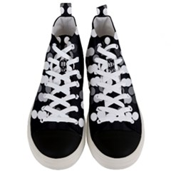 Pinball Men s Mid Top Canvas Sneakers