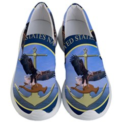Seal Of United States Navy Band Women s Lightweight Slip Ons