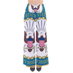 Seal Of United States Navy Reserve, 2005 2017 So Vintage Palazzo Pants