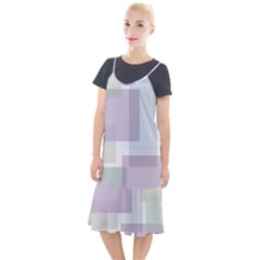 Abstract 21004 Camis Fishtail Dress by JezebelDesignsStudio