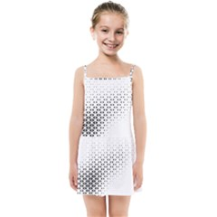 Geometric Abstraction Pattern Kids  Summer Sun Dress by Mariart