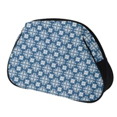 Flower Decorative Ornamental Full Print Accessory Pouch (small)